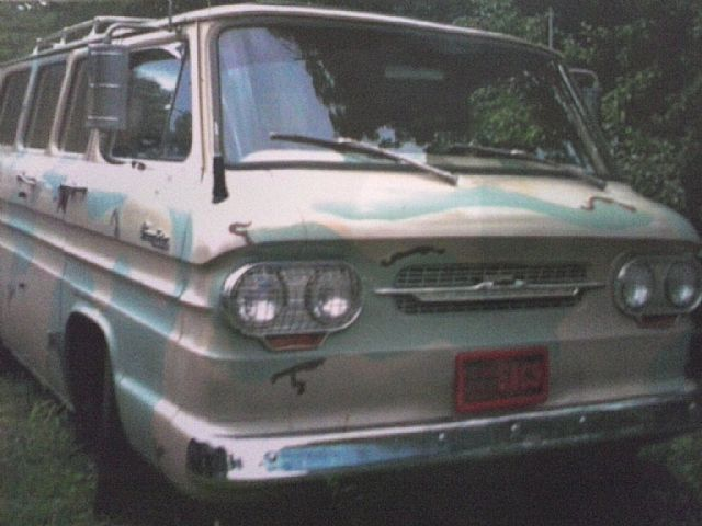1962 Chevrolet Corvair for sale