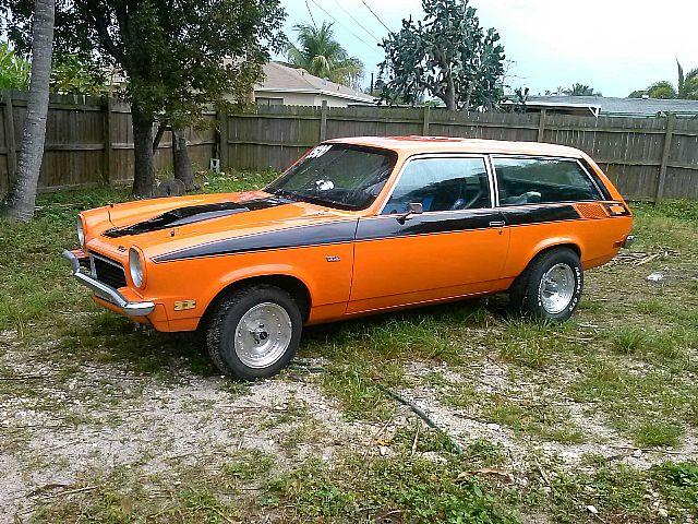 1973 Chevrolet Vega For Sale Pompano Beach, Florida