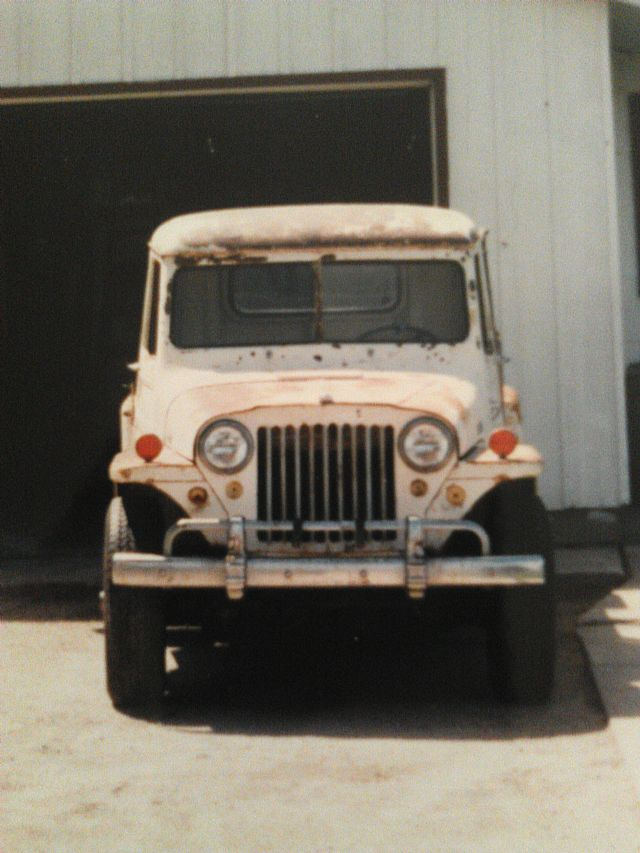 1948 Jeep Willys for sale