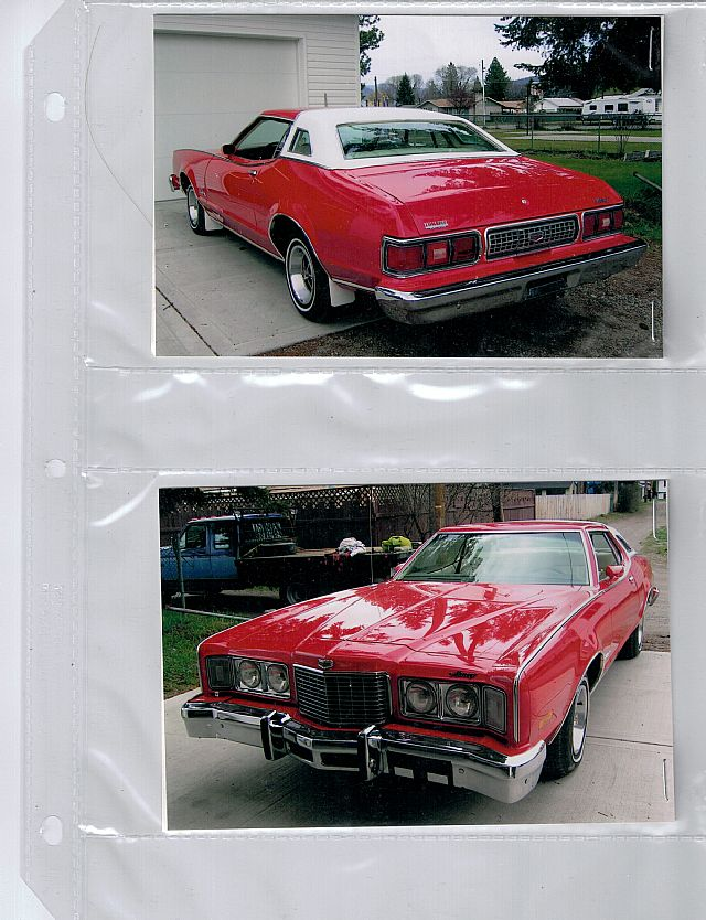 1975 Mercury Montego for sale
