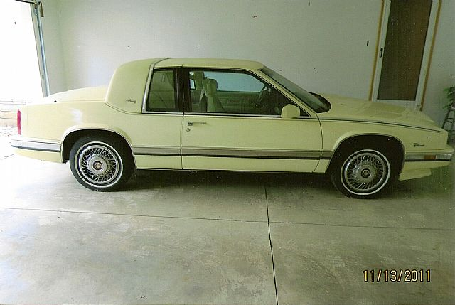1990 Cadillac Eldorado for sale