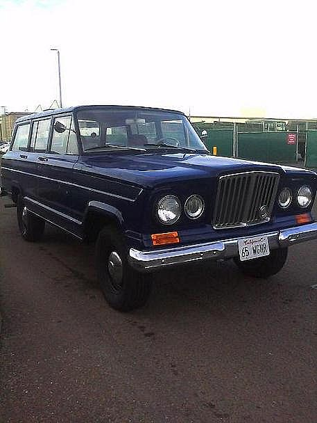1965 Jeep Wagoneer for sale