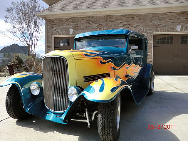 1931 Ford Vicky for sale