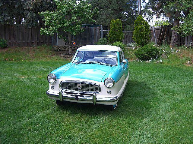1956 Nash Metropolitan for sale