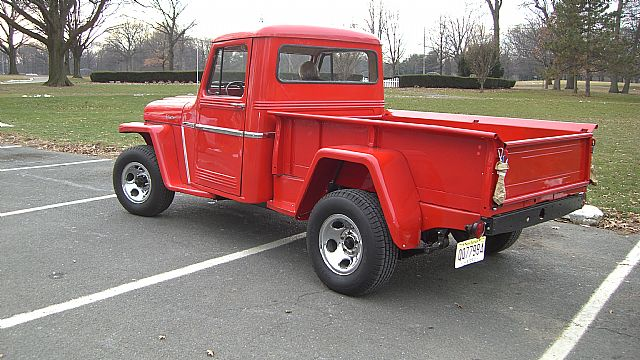 1963 Willys Pickup for sale