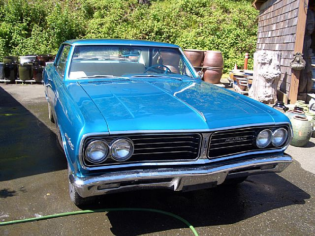 1965 Pontiac Acadian for sale