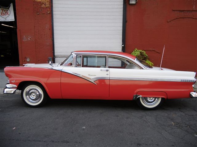 1956 ford fairlane victoria for sale paterson new jersey. Black Bedroom Furniture Sets. Home Design Ideas