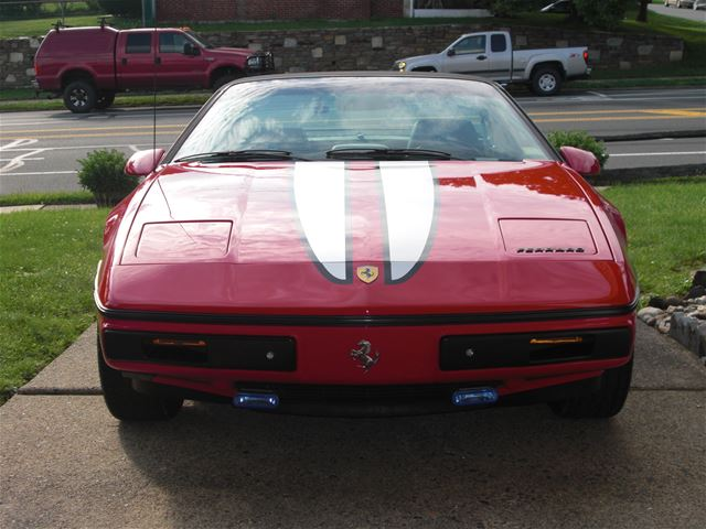 1984 Pontiac Fiero for sale