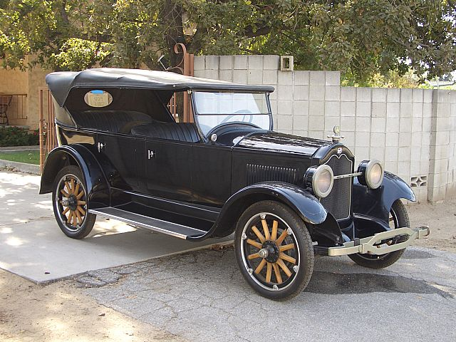 1924 Buick Touring for sale