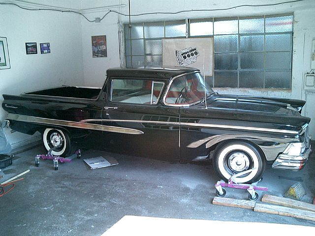 1958 Ford Ranchero for sale