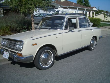 1967 Toyota Crown for sale