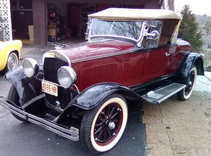 1928 Plymouth Model Q for sale