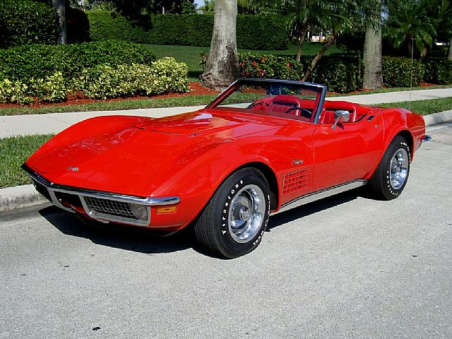 1970 Chevrolet Corvette for sale