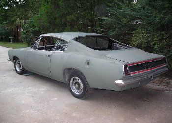 1969 Plymouth Cuda for sale