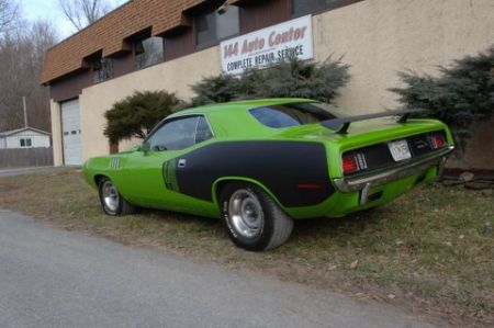 1971 Plymouth Cuda for sale
