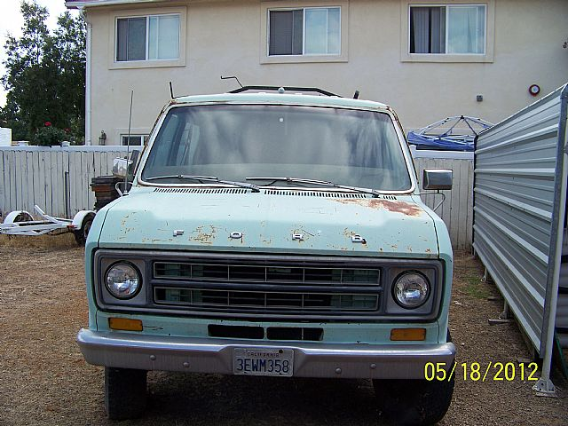 1969 Ford Van for sale