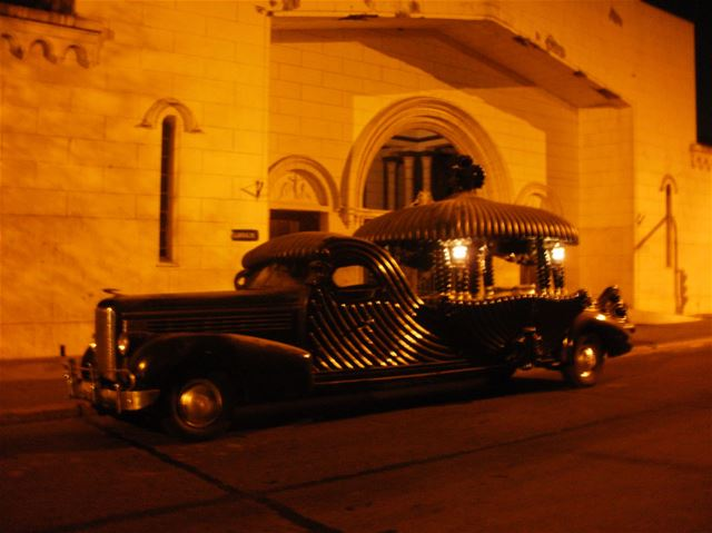1937 Cadillac Hearse for sale