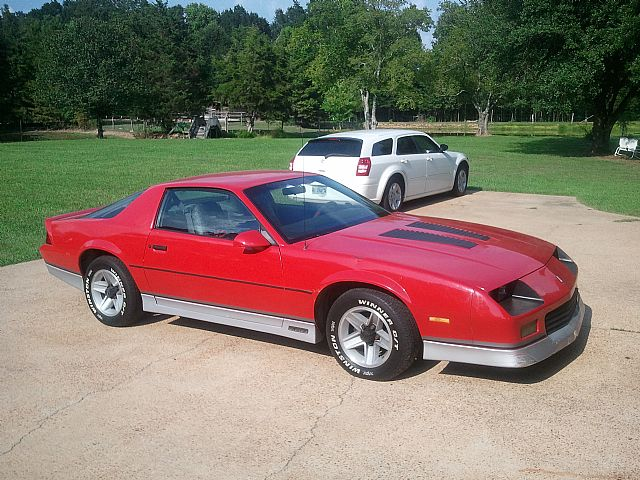1985 Chevrolet Camaro for sale