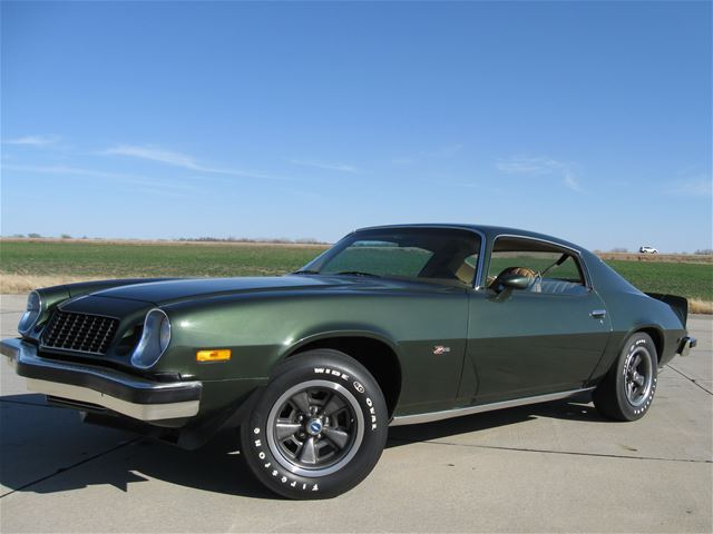 1974 Chevrolet Camaro Z28 For Sale Newton Kansas