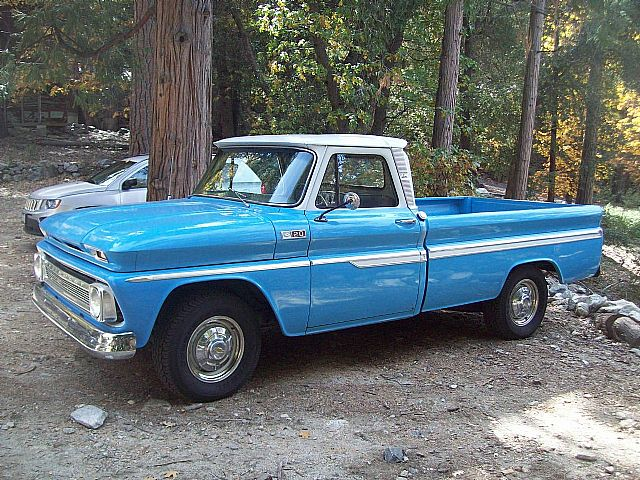 1965 Chevrolet C20 for sale