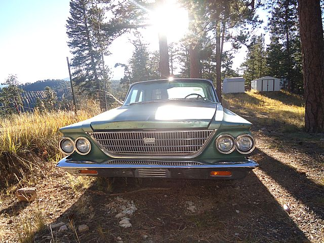 1963 Chrysler Newport for sale