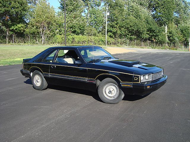 1982 Mercury Capri for sale