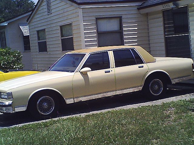 1987 Chevrolet Caprice for sale