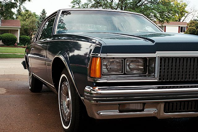 1977 Chevrolet Caprice for sale
