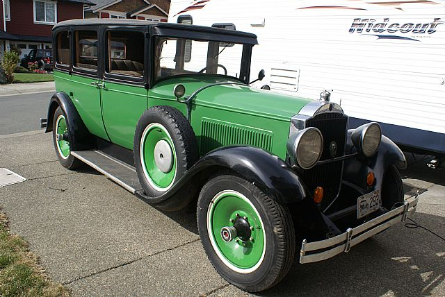 1929 Packard 626 for sale