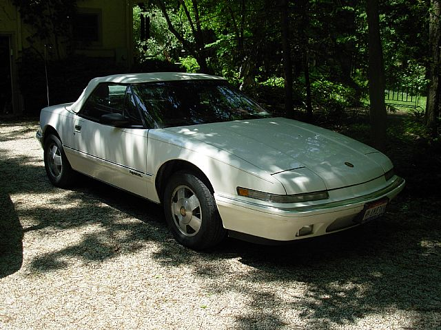1989 Buick Reatta for sale