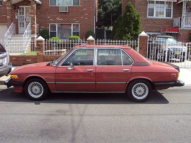1977 BMW 530i for sale