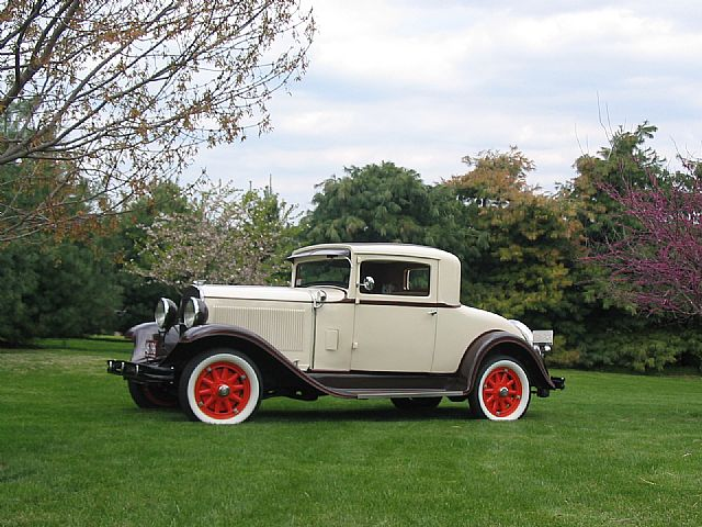 1930 Chrysler Model 70 for sale