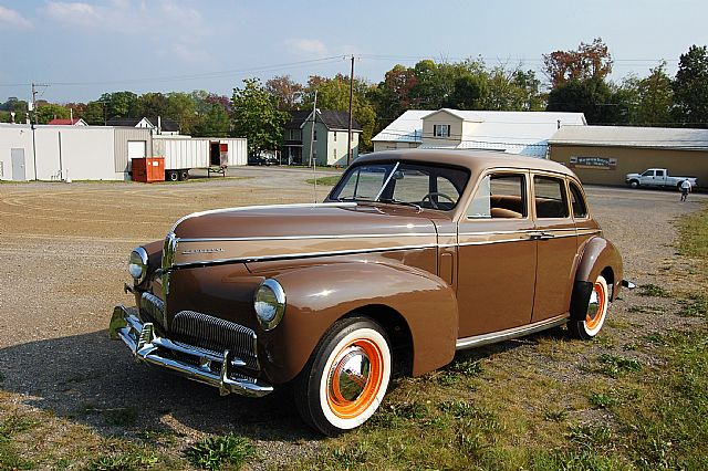 1941 Studebaker President for sale