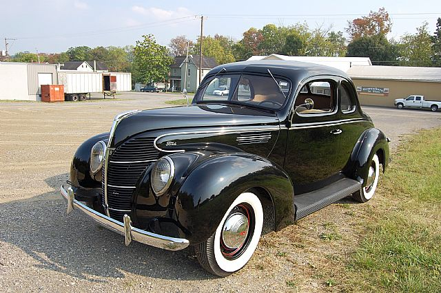 1939 Ford Standard Coupe for sale