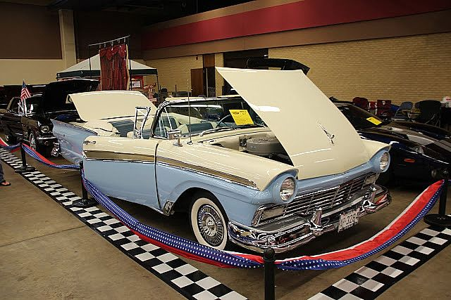 1957 Ford Sunliner for sale