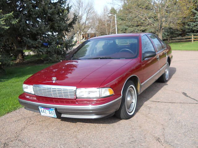 1995 Chevrolet Caprice For Sale Sioux Falls, South Dakota