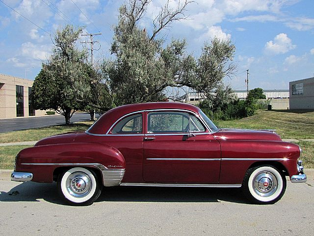 1951 chevrolet styleline deluxe for sale alsip illinois for 1951 chevy deluxe 4 door for sale