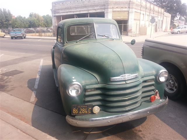1952 Chevrolet 1500 for sale