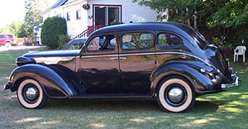 1937 Chrysler Imperial for sale