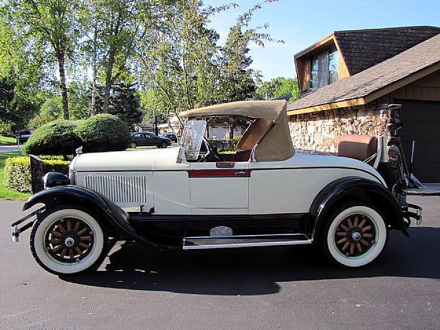 1926 Chrysler G-70 Roadster for sale