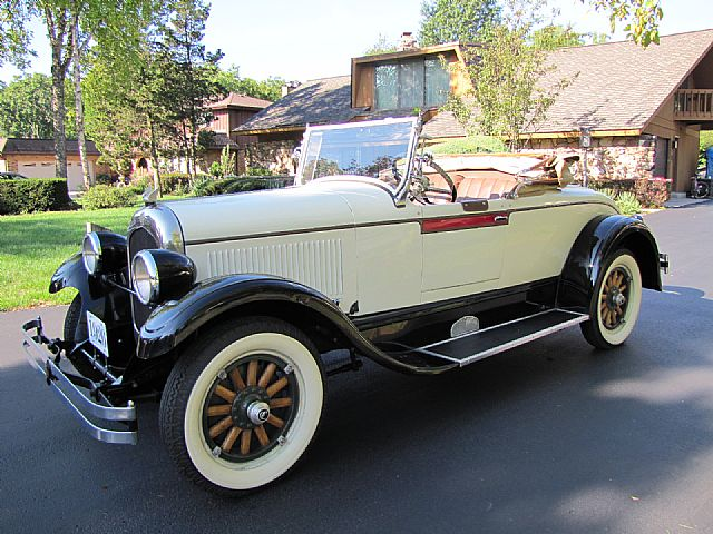 1926 Chrysler G70