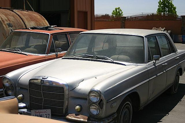 1969 Mercedes 280S for sale