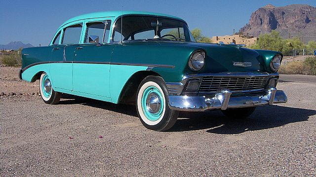 1956 Chevrolet 4 Door for sale