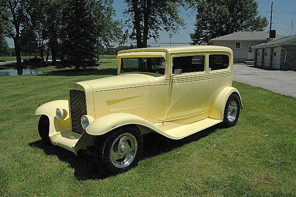 1931 Chevrolet Sedan for sale