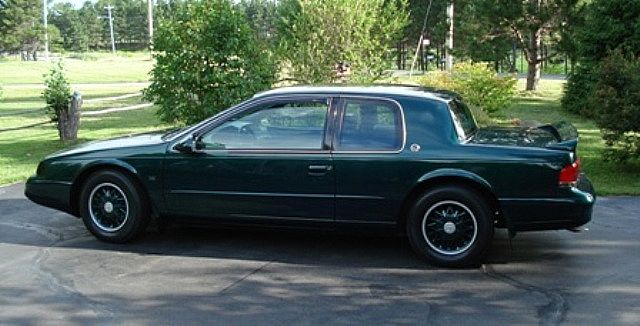1994 Mercury Cougar for sale