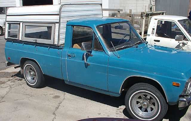 1974 Ford Courier for sale