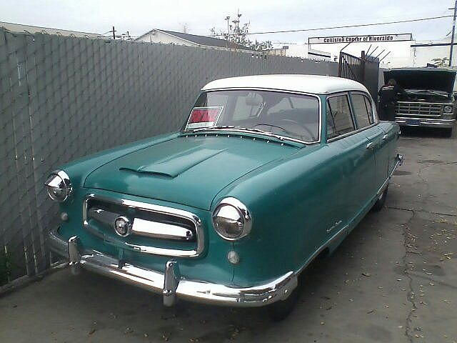 1954 Nash Rambler for sale
