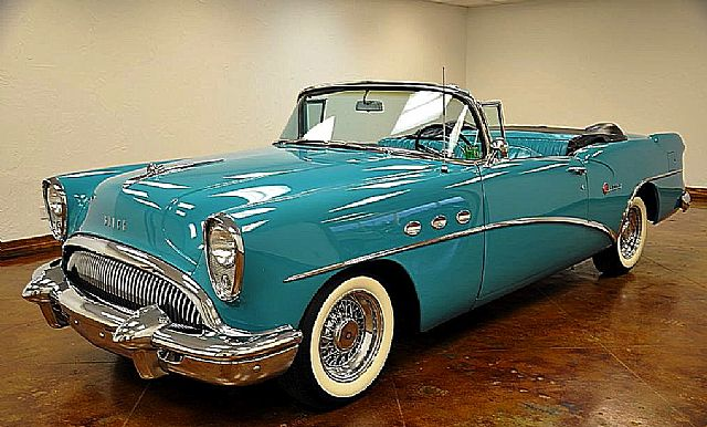 1954 Buick Century for sale