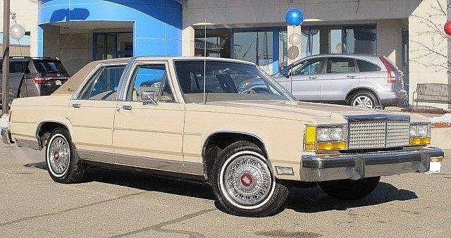 1981 Ford LTD for sale