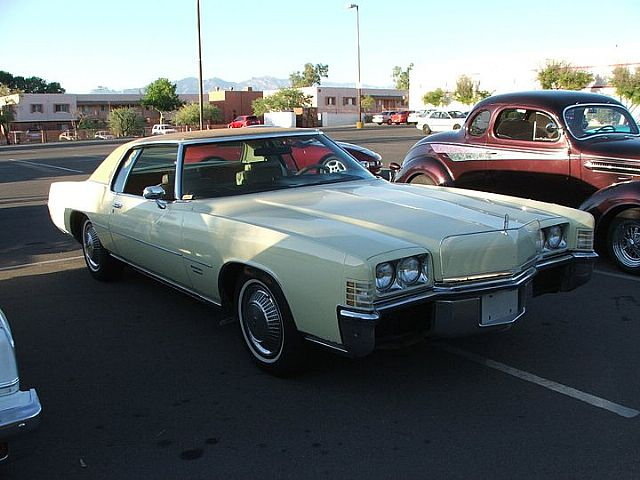 1972 Oldsmobile Toronado for sale
